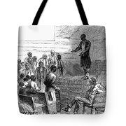 Cotton Plantation, 1867 Tote Bag