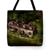 Country House In Bakewell Town Peak District - England Tote Bag