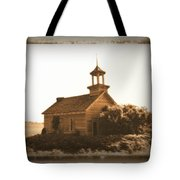 County School No. 66 Tote Bag