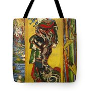 Courtesan  Tote Bag