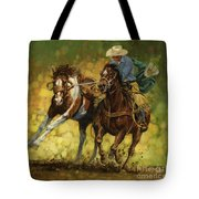 Rodeo Pickup Tote Bag