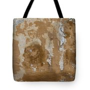 Cracked Stucco Tote Bag