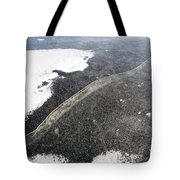 Crackle In Ice Tote Bag