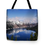 Crater Lake - Oregon Tote Bag