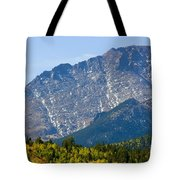 Crystal Creek Autumn Tote Bag