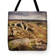 Curbar Edge Tote Bag