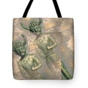 Cyprus Gods Of Trade. Tote Bag