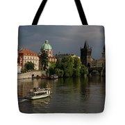 Czech Republic, Prague Tote Bag