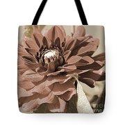 Dahlia Named Caproz Jerry Garcia Tote Bag