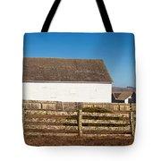 Dairy Buildings At Historic Pierce Tote Bag