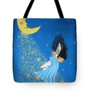 Dancing On Moonbeams Tote Bag