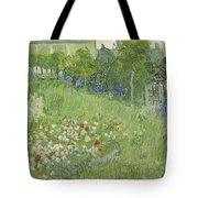 Daubigny's Garden Tote Bag