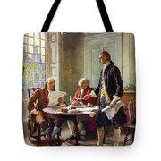 Declaration Committee Tote Bag