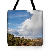 Desert Clouds Tote Bag