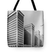 Detroit General Motors Tote Bag