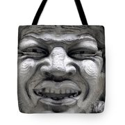 Devilish Smile Tote Bag