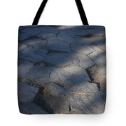 Devils Postpile National Monument Tote Bag