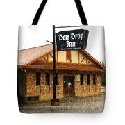 Dew Drop Inn Tote Bag