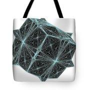 Diamond Crystal  Tote Bag