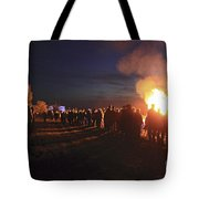 Diamond Jubilee Beacon On Epsom Downs Surrey Uk Tote Bag
