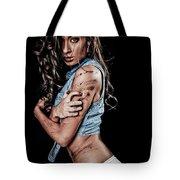 Dirty Girl Tote Bag
