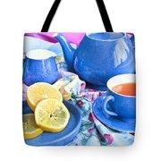 Do You Take Lemon? Tote Bag
