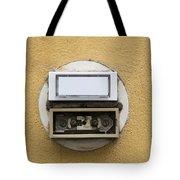 Doorbells Tote Bag
