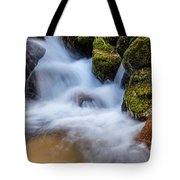 Down The Mountain Tote Bag