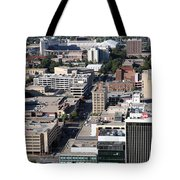 Downtown Lincoln Tote Bag