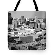 Downtown Skyline Of St. Paul Minnesota Tote Bag