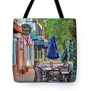 Downtown Worthington Tote Bag