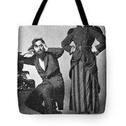 Du Maurier: Trilby, 1895 Tote Bag