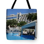 Dubrovnik Palace Tote Bag