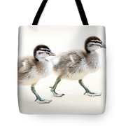 Ducklings Tote Bag