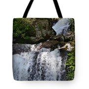 Dukes Creek Falls Tote Bag
