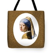 Dutch Beauty Tote Bag