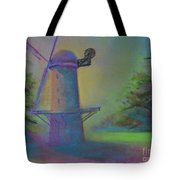 Dutch Windmill 02 Tote Bag