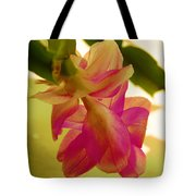 Easter Cactus Tote Bag