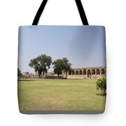 Elephant Stables Tote Bag