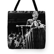 Elijah Muhammad (1897-1975) Tote Bag