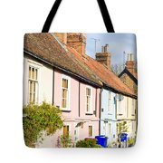 English Cottages Tote Bag