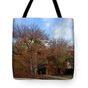 Entrance Tote Bag