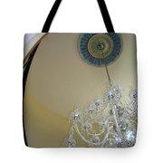 Entry Chandalier Medallion Tote Bag