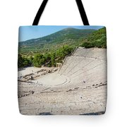 Epidaurus, Argolis, Peloponnese Tote Bag