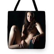 Erotic Woman Tote Bag