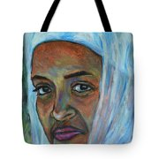 Ethiopian Lady Tote Bag