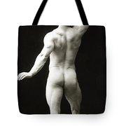Eugen Sandow In Classical Ancient Greco Roman Pose Tote Bag