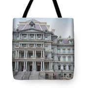 Executive Office Building Tote Bag
