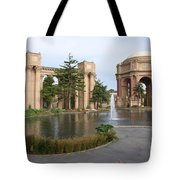 Exploratorium San Francisco Tote Bag