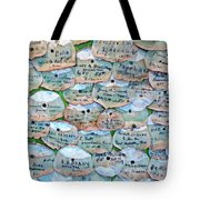 Extinction Wall Tote Bag